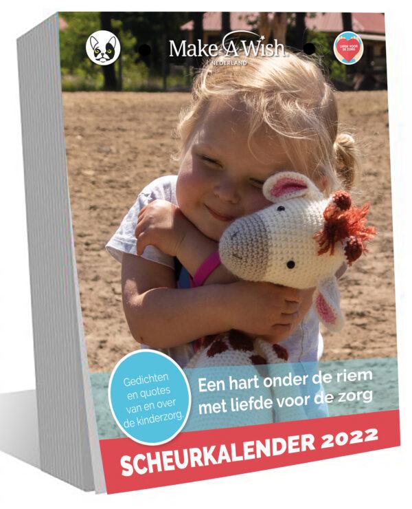 Scheurkalender voor de Zorg 2022